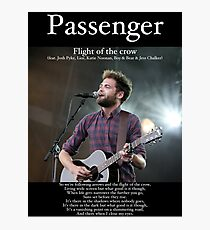 Passenger Photographic Print
