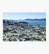 San Francisco, Coit Tower Photographic Print