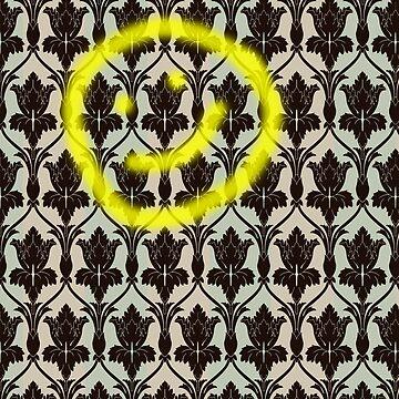 Sherlock's Wallpaper by ChasingTheWind