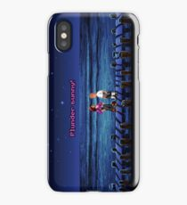Plunder bunny! (Monkey Island 1) iPhone Case