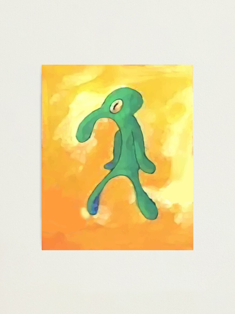 Alternate view of Old Bold and Brash Photographic Print