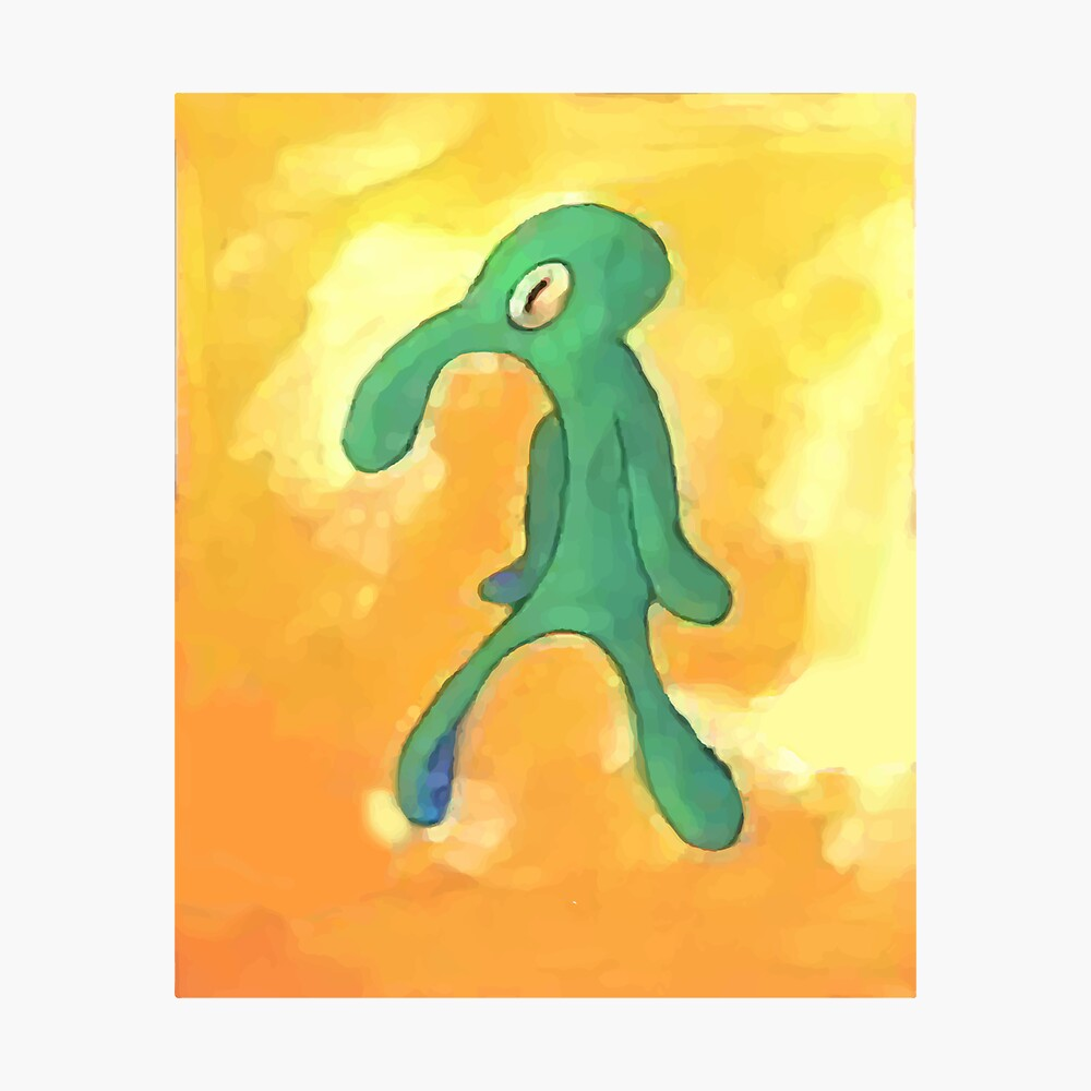 Old Bold and Brash Photographic Print