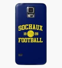 Sochaux Fußball Athletic College Style 2 Farbe Hülle & Klebefolie für Samsung Galaxy