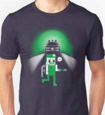 Luigi's Spooky Search T-Shirt