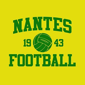 Nantes Football Athletic College Style 2 Color by Toma-51
