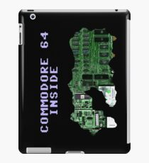 Commodore 64 Inside iPad Case/Skin