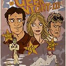 Geek Night: III Once More, With Fillion by TwistedDredz