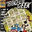 Geek Night: II Revenge Of The Geek by TwistedDredz