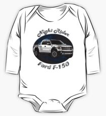 Ford F-150 Truck Night Rider One Piece - Long Sleeve