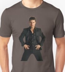 Camiseta unisex Tom Cruise