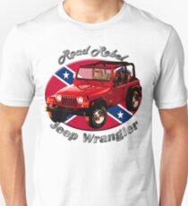 Jeep Wrangler Road Rebel Unisex T-Shirt