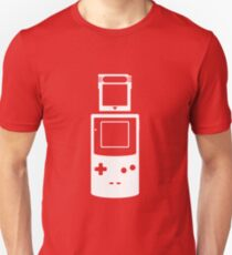 Nintendo Game Boy Color White Unisex T-Shirt