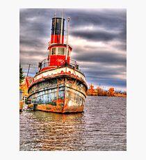 Thunder Bay Harbor Photographic Print