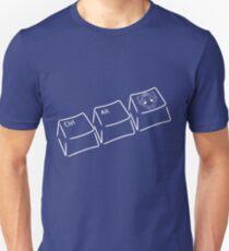 Ctrl Alt DELETE! T-Shirt
