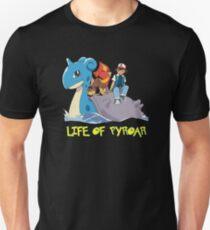 Life Of Pyroar Unisex T-Shirt