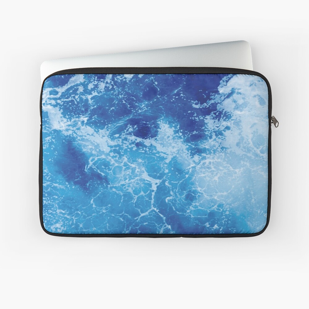OCEAN Laptop Sleeve Front