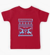 Game Over - 8-bit Ugly Christmas Sweater Kids Clothes