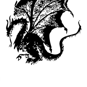 Dragon by ladysekishi