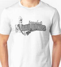 Intergalactic Bail Bonds Unisex T-Shirt
