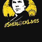 #SherlockLives by Tom Trager