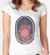 Pulsatilla Patens Women's Fitted Scoop T-Shirt