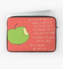 Fruit Basket Laptop Sleeve