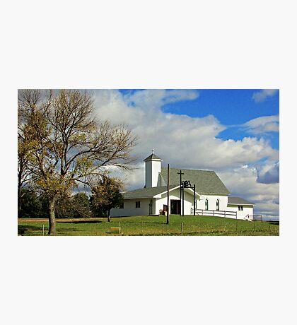 Prairie Sanctuary Photographic Print