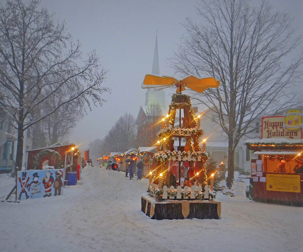 ChristKindl Market by MGriffiths