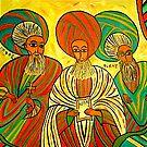 3 Saints by jonkania