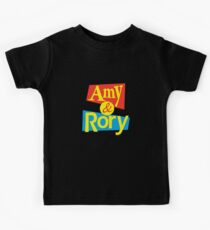 Amy & Rory Kids Tee