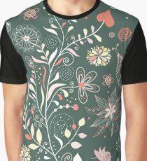 Cute Vintage Graphic T-Shirt