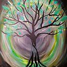 As above so below - Tree art by jonkania