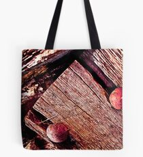 Old Country Fence Tote Bag
