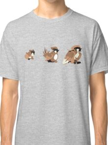 Bird Evolution Classic T-Shirt
