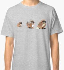 Bird Evolution Classic T-Shirt