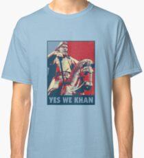 Yes We Khan Classic T-Shirt