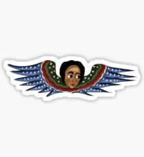 Ethiopian Angel III Sticker