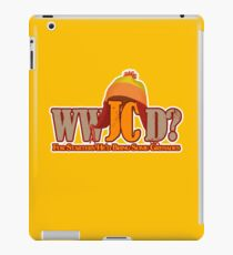 What Would Jayne Cobb Do? iPad Case/Skin