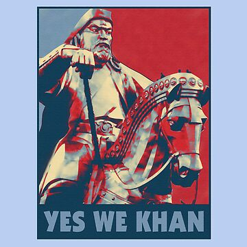 Yes We Khan by RoamingGeek