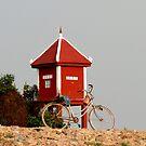 On ya bike by Paige