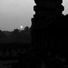 Angkor Silhouette by Paige