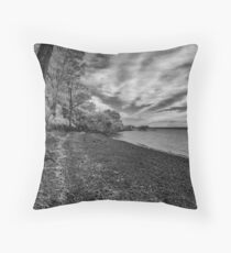 Redlands Bay Throw Pillow