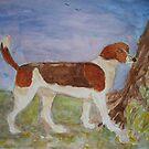 Foxhound by GEORGE SANDERSON