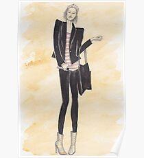 Fashion bod Poster