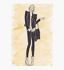 Fashion bod Photographic Print