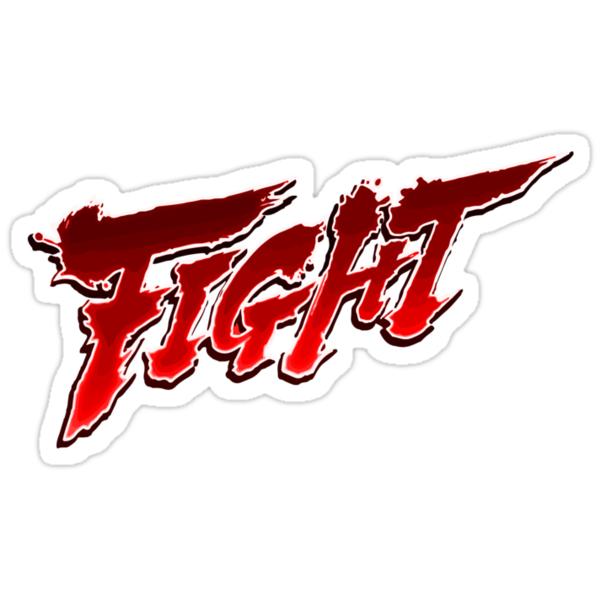 pegatinas 171streetfighter lucha187 de edskimo8 redbubble