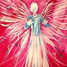Angel of Wisdom by jonkania