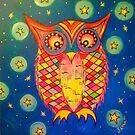 Patchwork owl 2 by jonkania