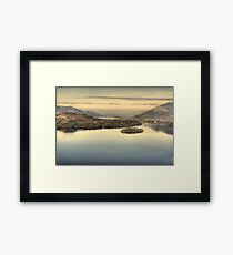 Derwentwater From Surprise View Framed Print