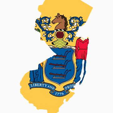 New Jersey State Flag by baileygrl24